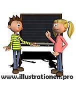 Schule cartoon cartoons bild bilder picture